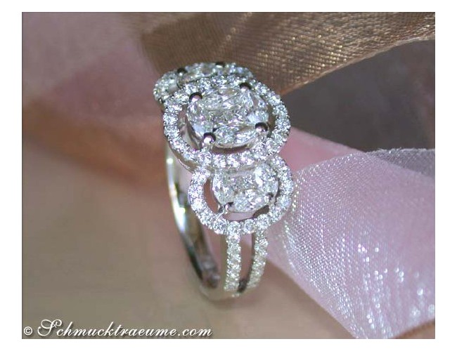 Exceptional Diamond Ring