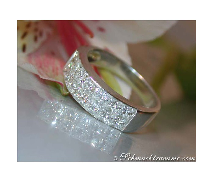 Timeless Princess Diamond Ring