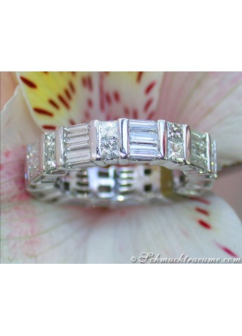 Stately Diamond Eternity Ring