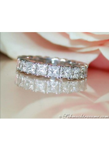 Diamanten Memory Ring / Diamanten Memoire Ring
