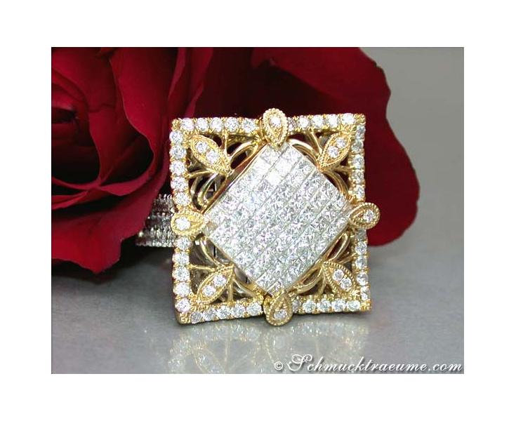 Brillanten / Diamanten Ring