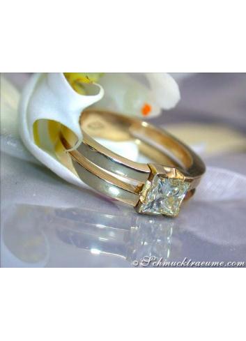 Classy Diamond Solitaire Ring (1,02 ct.)
