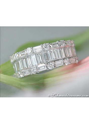 Brillanten Diamanten Ring