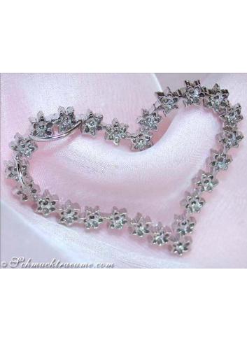 Glorious Diamond Heart Pendant