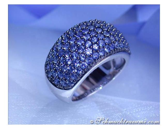 Massive Sapphire Ring