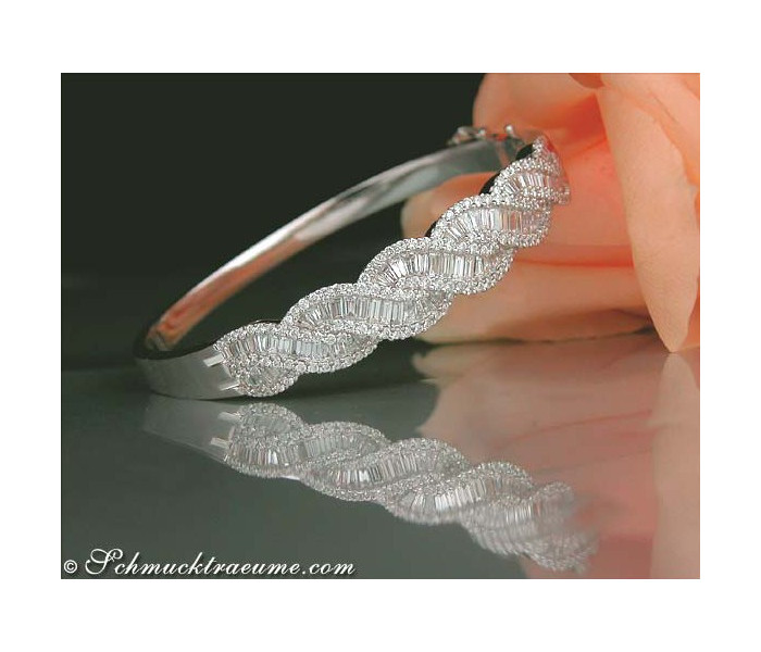 Fabulous Diamond Bangle