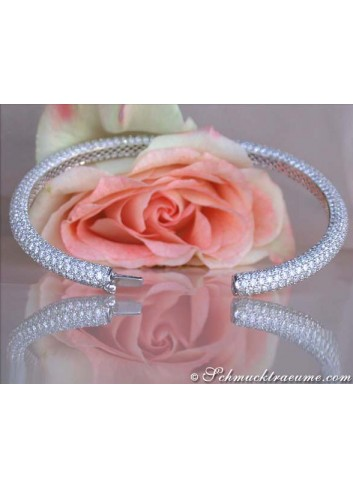 Terrific Diamond Bangle