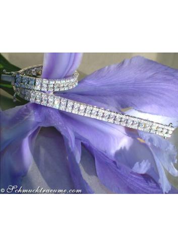 Hochkarätiges Brillant Armband