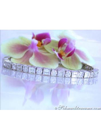 Hochkarätiges Diamanten Armband