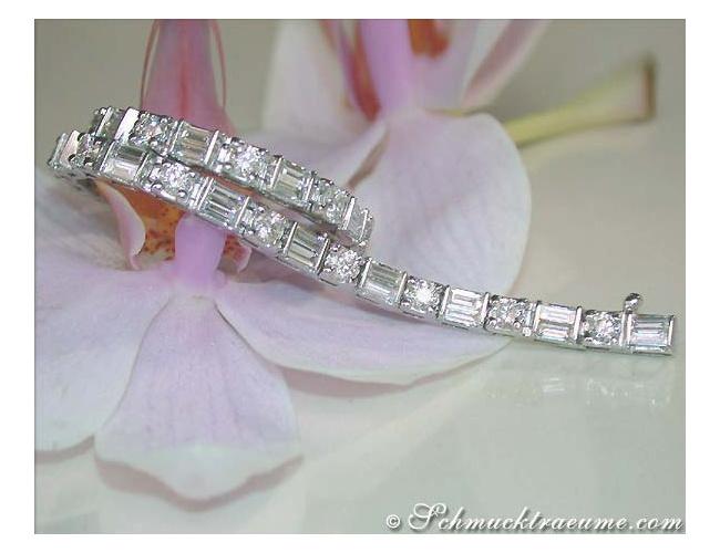 Picture Perfect Diamond Bracelet
