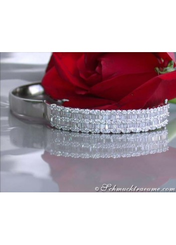 High-end Diamond Bangle