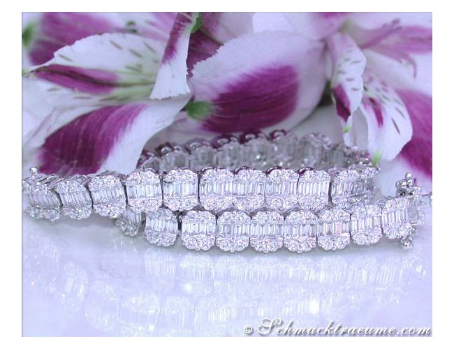 High-end Diamond Bracelet