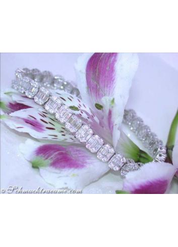 High-end Diamond Bracelet