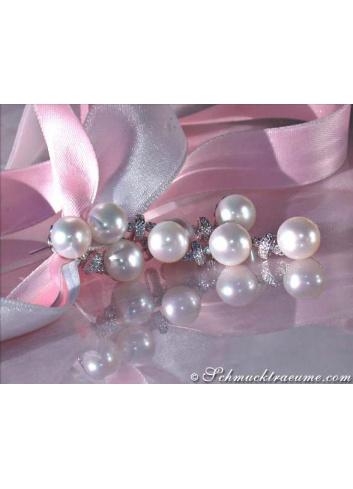 Beautiful Freshwater Pearl Earrings
