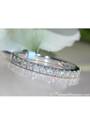 Timeless Diamond Eternity Ring