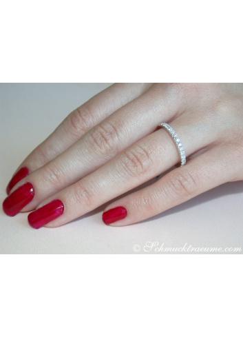Timeless Diamond Eternity Ring