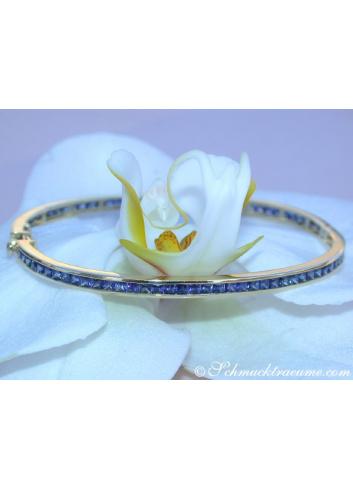 Pretty Sapphire Bangle