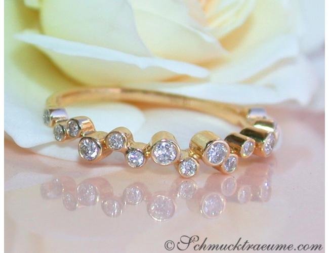 Charming Diamond Eternity Ring