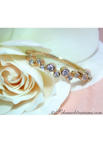 Charming Diamond Eternity Ring