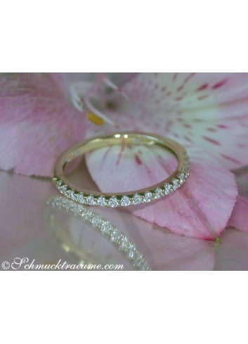 Cute Diamond Eternity Ring