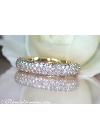 Picture Perfect Diamond Pavé Ring