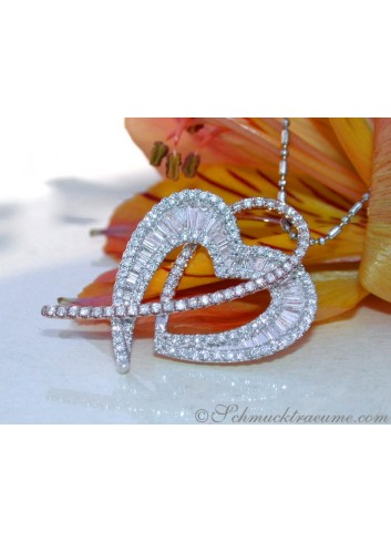 Picture Perfect Diamond Heart Pendant