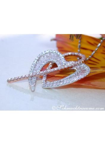 Picture Perfect Diamond Heart Pendant