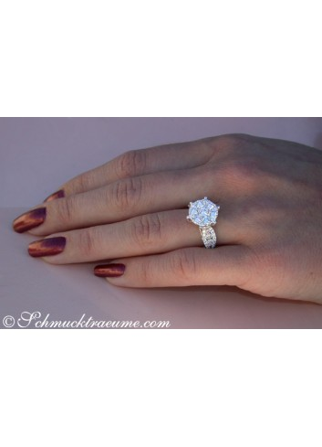 "Precious ""Solitaire Style"" Diamond Ring"