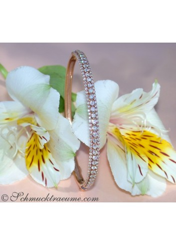 Handsome Diamond Bangle