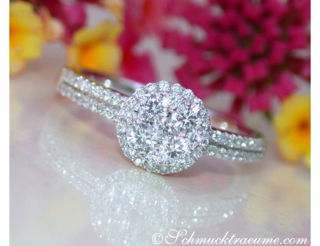 Classy Diamond Ring
