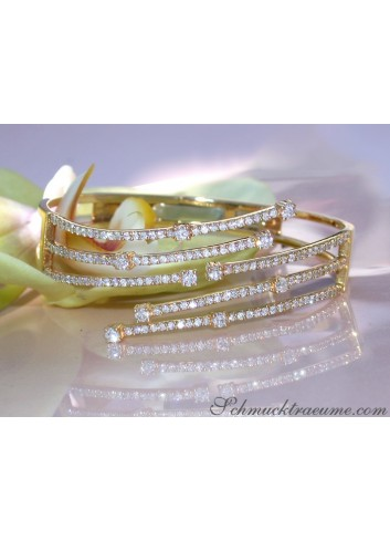 Picture Perfect Diamond Bangle
