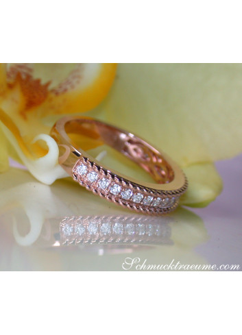 Picture Perfect Diamond Rope Band