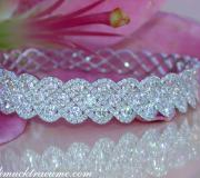 Exquisite Diamond Bangle image