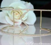 Extravagant Diamond Bangle image