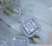 Beautiful Diamond Pendant image
