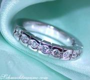 Heavy Diamond Eternity Band image