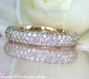 Picture Perfect Diamond Pavé Ring image