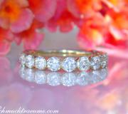 Precious Diamond Eternity Band image