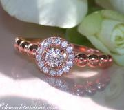 Exquisite Diamond Ring (Ball Style) image