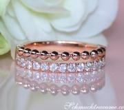 Picture Perfect Diamond Band (Ball Style) image