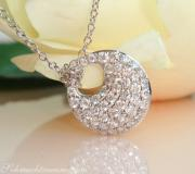 Pretty Diamond Pendant incl. Chain image