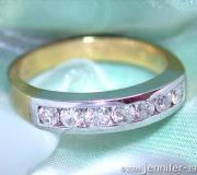 Feinster Brillant Memoire Ring image