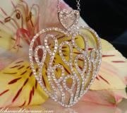 Timeless Heart Pendant incl. Chain image