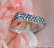 Attractive Brown Diamond Ring image